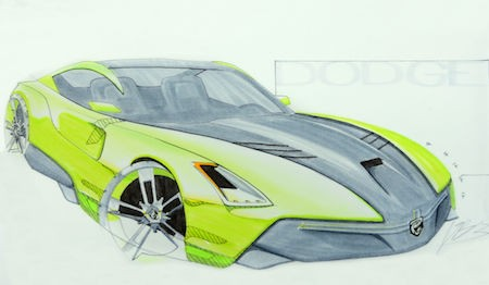 FCA US LLC Design Team Announces Winners of Nationwide High School Automotive Design Competition