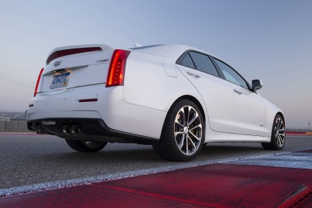 2016 Cadillac ATS-V Track Video Live from Circuit of the Americas