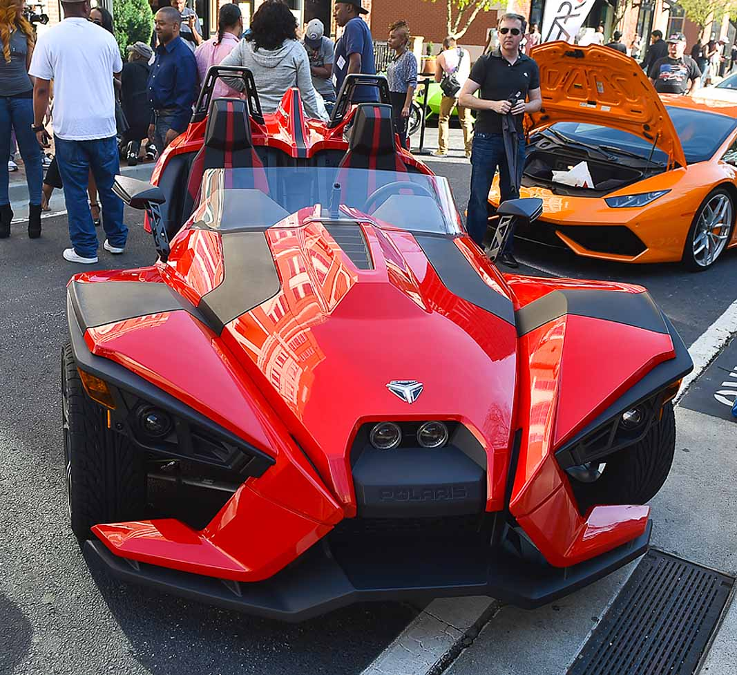 One Last Ride with Furious 7: Atlanta Premiere & Car Show ...