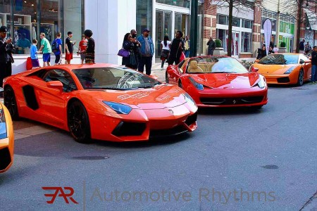 One Last Ride with Furious 7: D.C. Premiere & Car Show