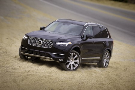 2016 Volvo XC90: Top Rankin'