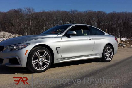 2015 BMW 435i xDrive Coupe: Cruising the Nation's Capital