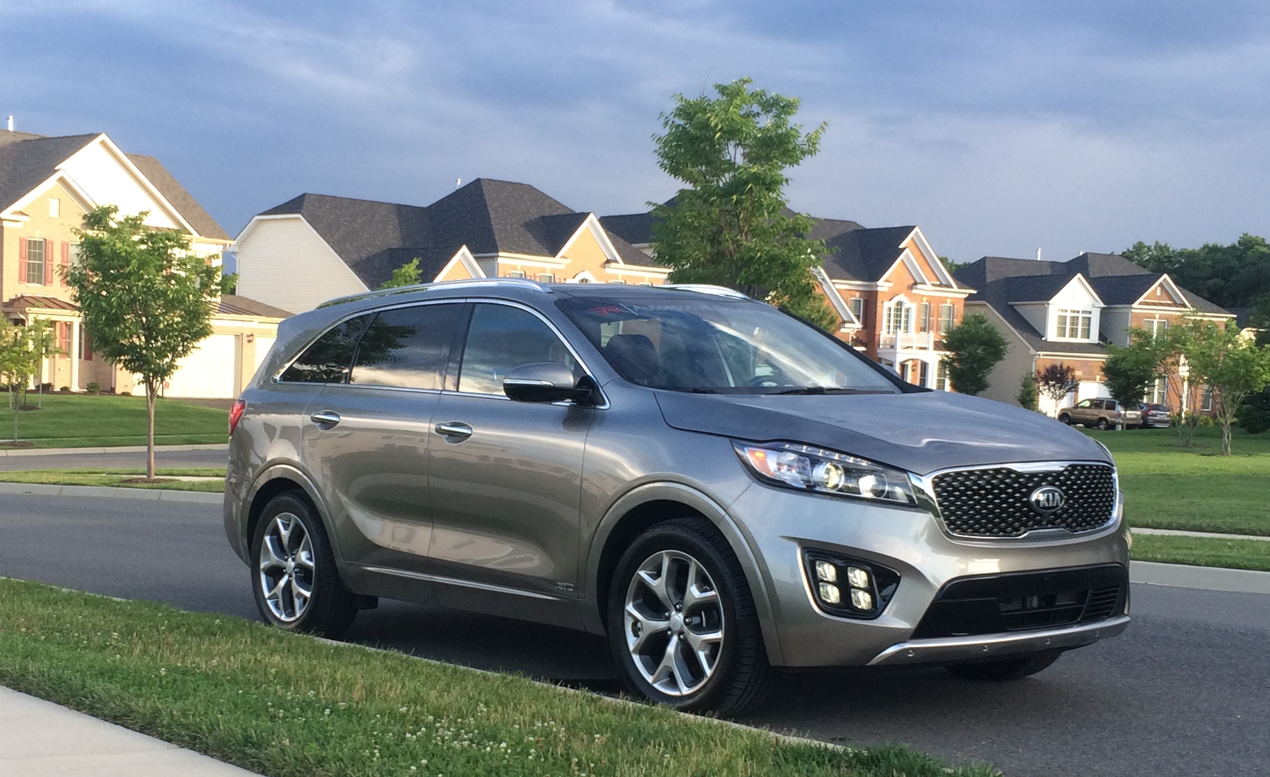 Kia Sorento Lx >> 2016 KIA Sorento SXL AWD: Ciers Family Road Trip | AUTOMOTIVE RHYTHMS