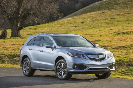 2016 Acura RDX AWD ADV: Mid-Level Luxury Defined