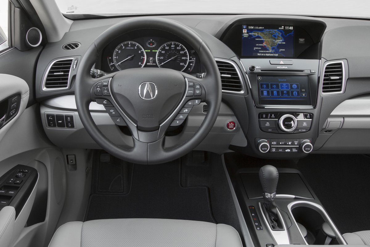 2016 acura rdx awd adv mid level luxury defined automotive rhythms. Black Bedroom Furniture Sets. Home Design Ideas
