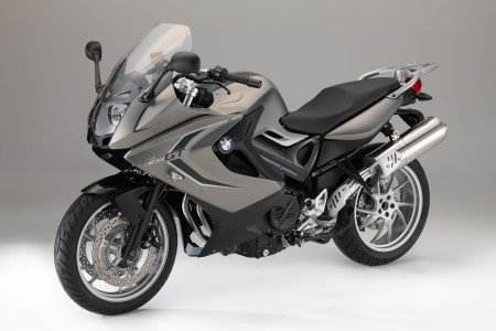 2016 BMW Motorrad Model Facelift Measures