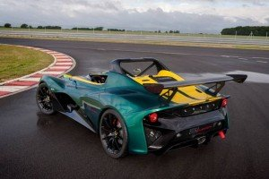 Lotus 3-Eleven High Performance Sports Car