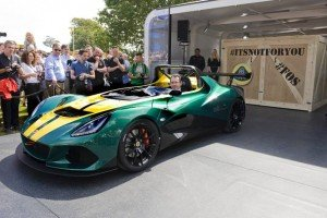 Lotus 3-Eleven High Performance Sports Car1