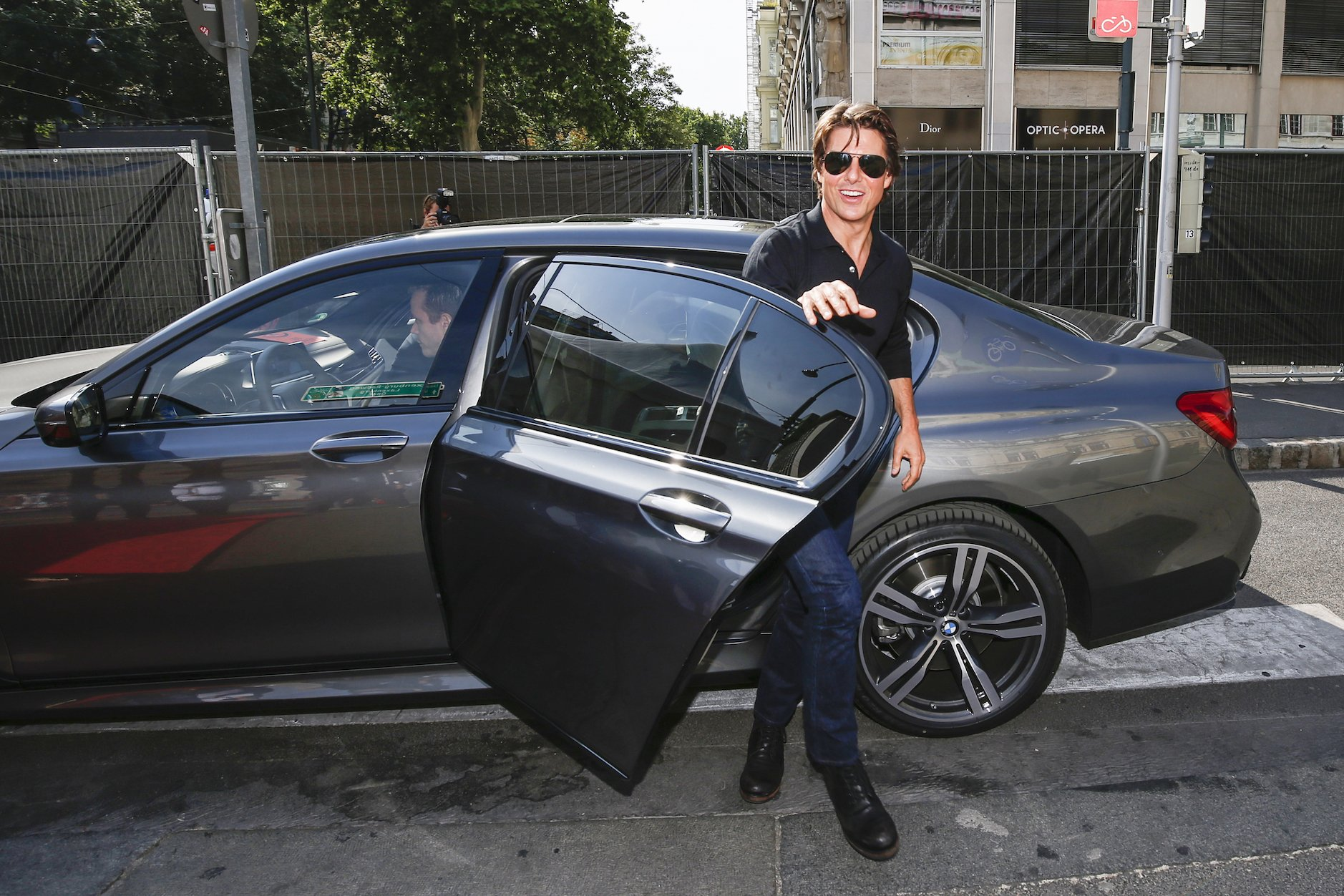 Bmw Stars In Mission Impossible Rogue Nation Automotive Rhythms
