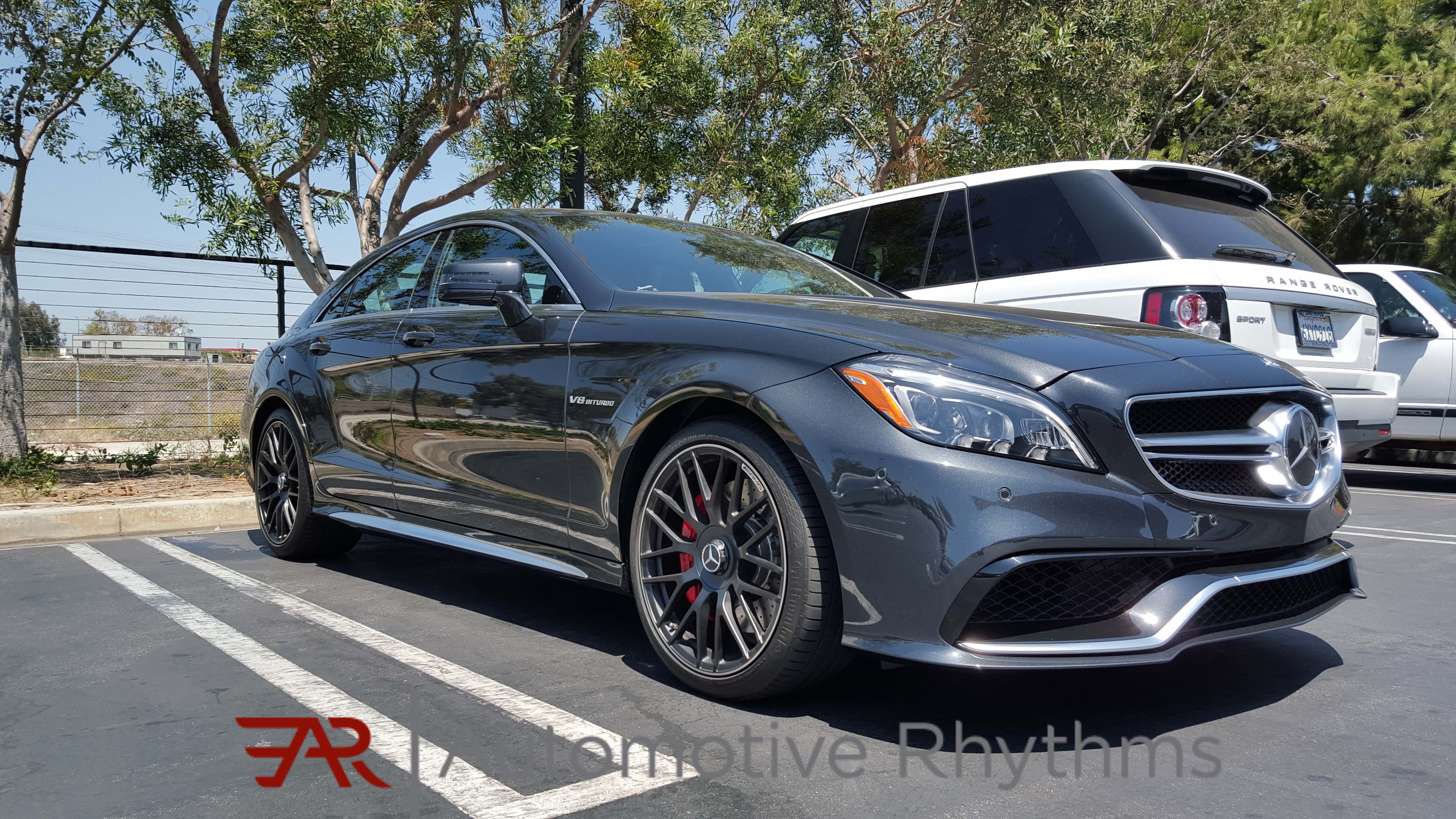 Cali cruising in the 2015 mercedes benz cls63 amg s model for Mercedes benz mercedes