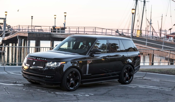 STRUT Introduces 2016 Grille Collections for Range Rover and Range Rover Sport