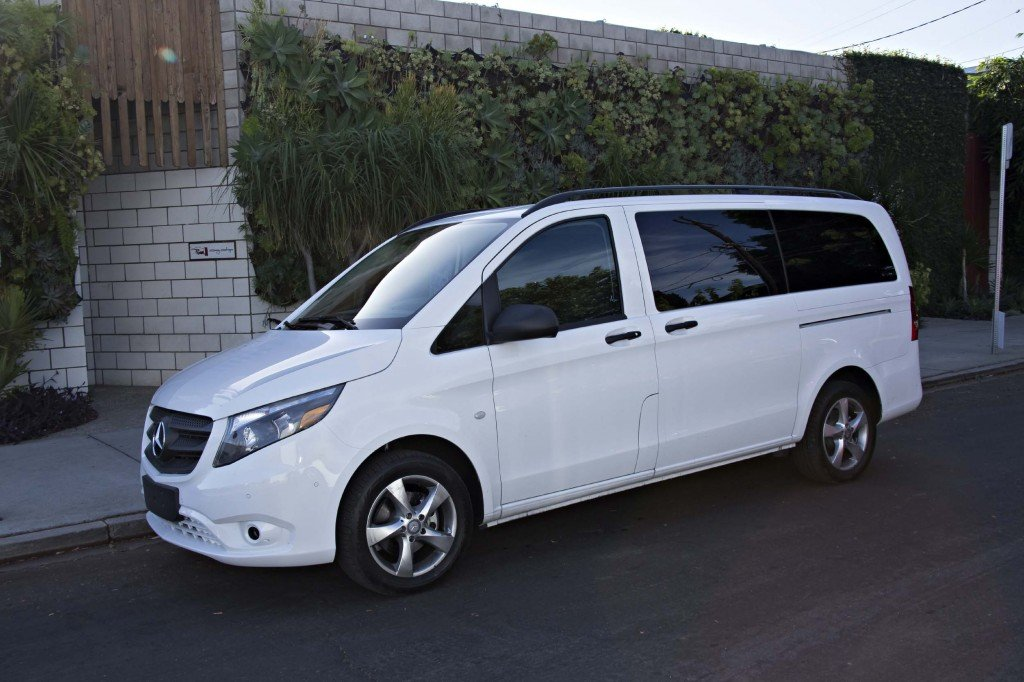 2016 mercedes benz metris van stows automotive rhythms for Mercedes benz work vans