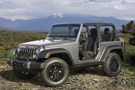2016 Jeep Wrangler Photo Gallery