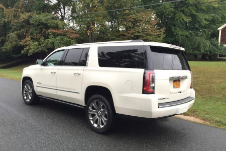 2015 GMC Yukon XL Denali 4WD: Big, Bad & Bold