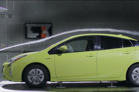 Toyota Unveils Advanced Technologies in All-New Prius
