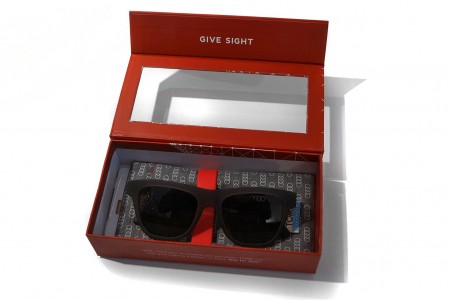Audi and TOMS create exclusive sunglasses for Audi customers during Season of Audi