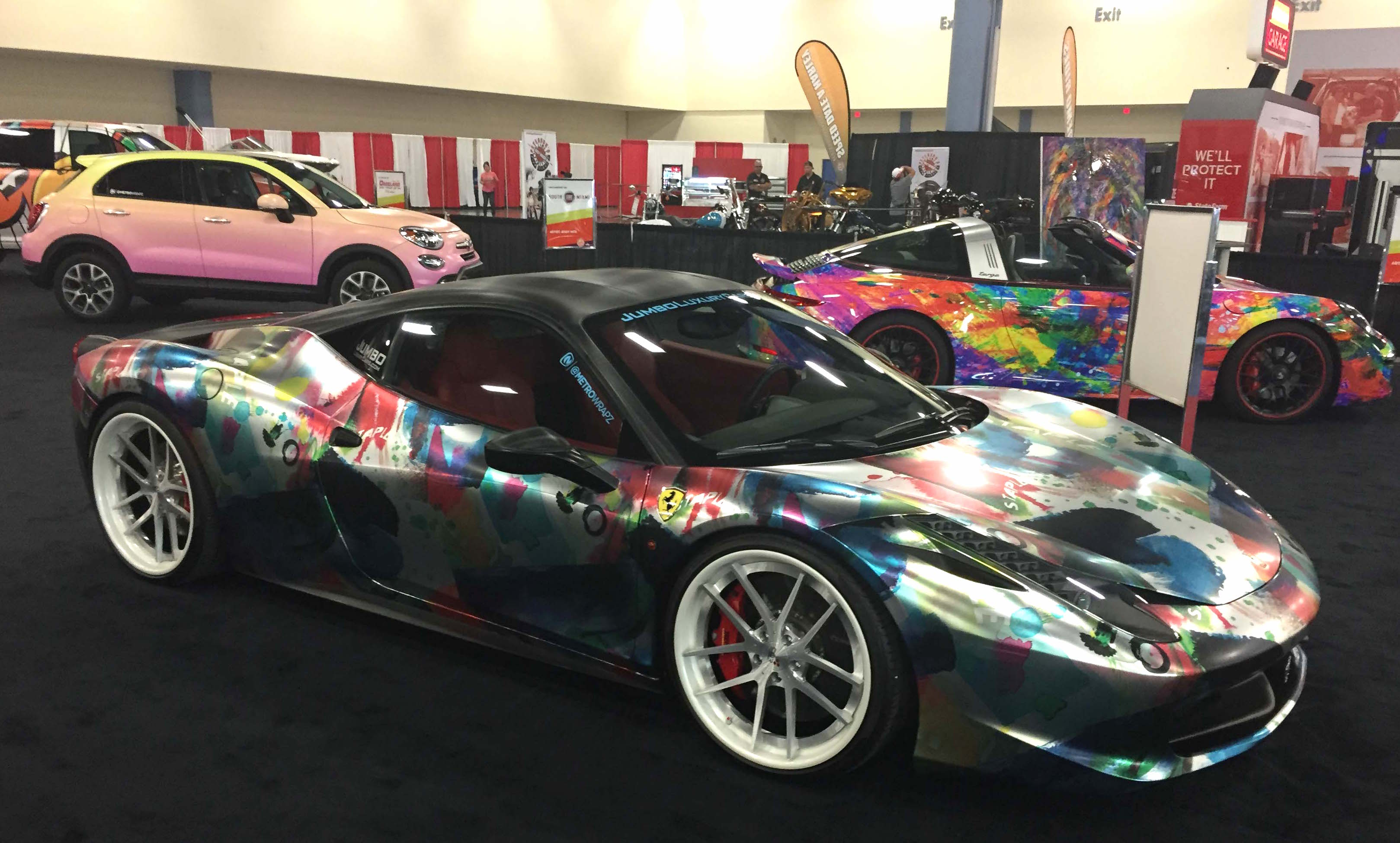 Th Annual Miami International Auto Show Presented By Ally Auto - International car show