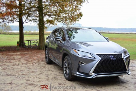 2016 Lexus RX: Sharpened Sophistication