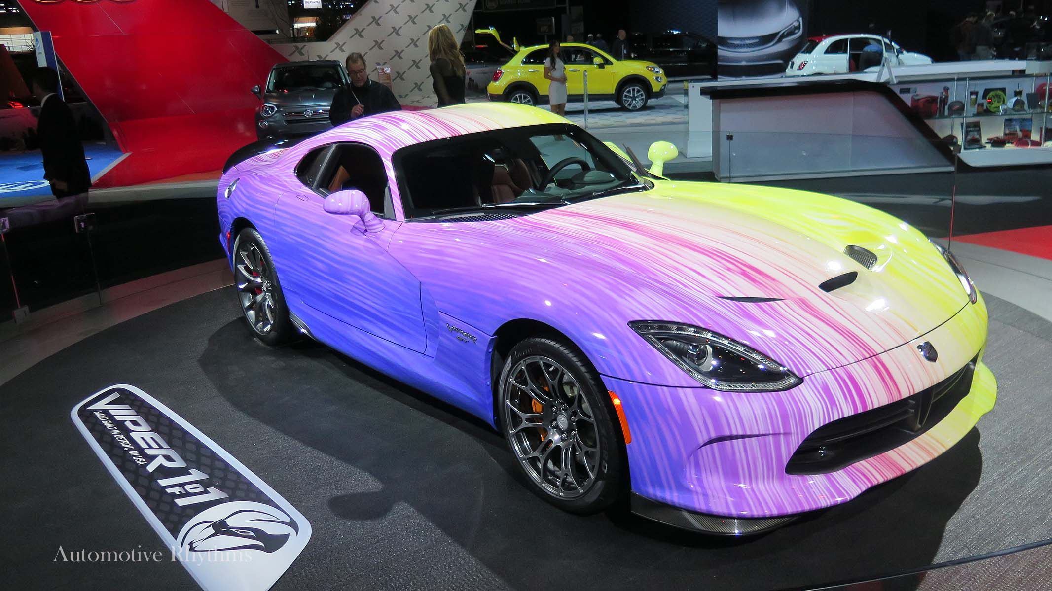 Washington Auto Show To Feature ARTofMotion A Visual Art And - Washington car show
