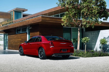 "2015 Chrysler 300C: Velvet Red Pearl ""Mopar"" Edition"