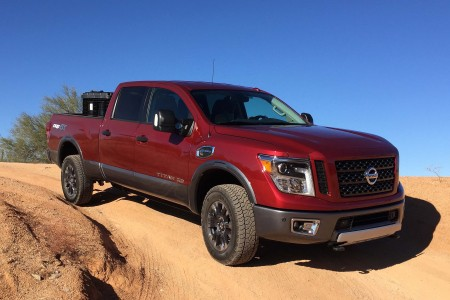 2016 Nissan Titan XD Crew Cab: Full-Size Fighter Defined