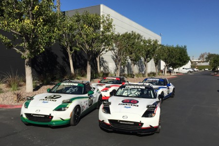 25 Hours of Team Building with Mazda Motorsports