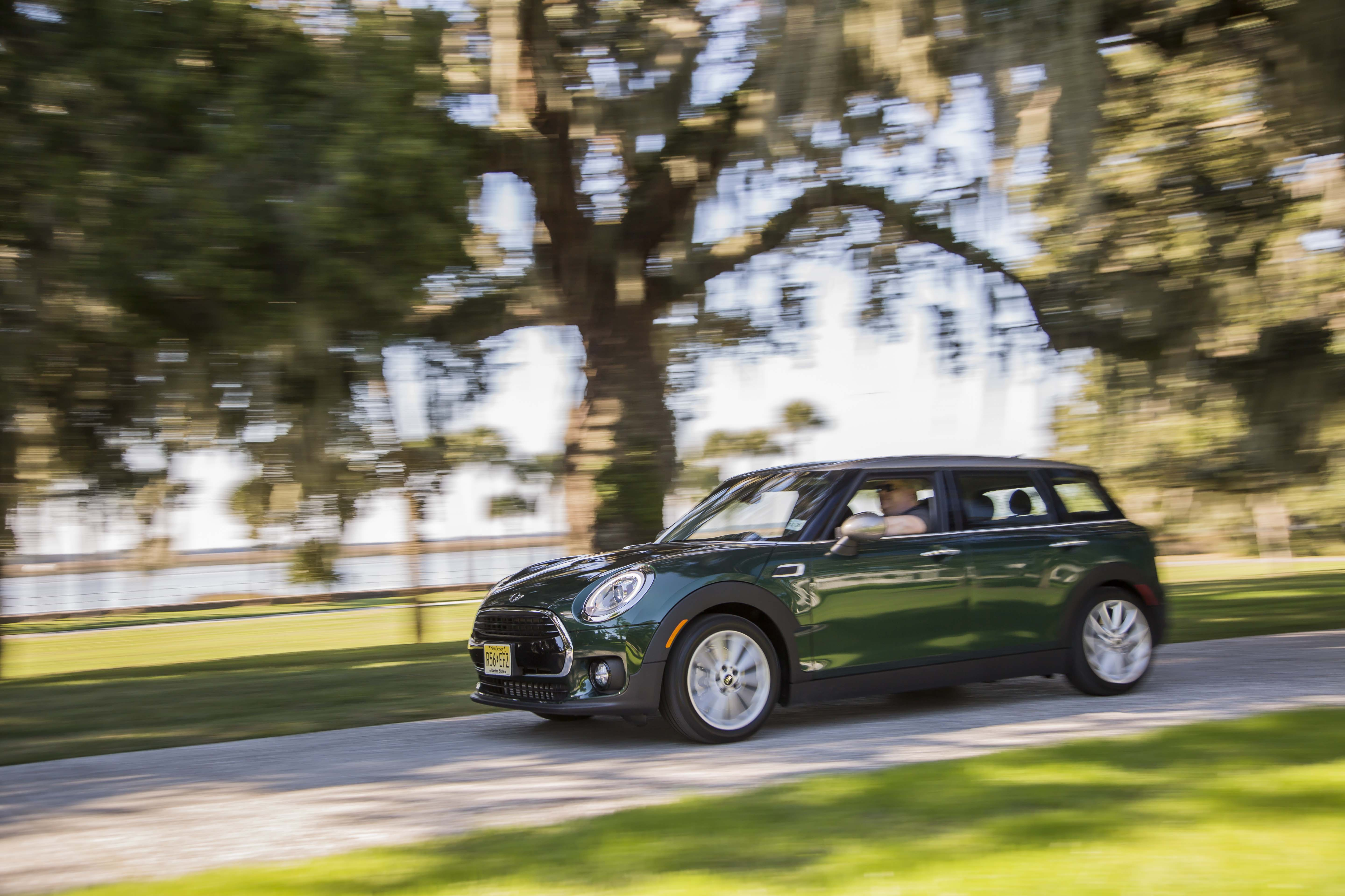2016 MINI Cooper Clubman: Dads, it\'s Safe to Join the MINI Club ...