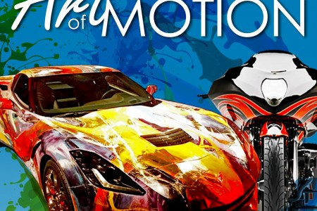 2016 Washington Auto Show to Feature ART-of-Motion: A Visual Art and Fashion Exhibition in January