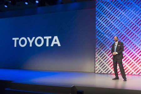 CES: Toyota Research Institute Announces All-Star Leadership Team for Artificial Intelligence and Robotics Research