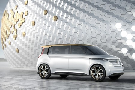 CES 2016: ELECTRIC VOLKSWAGEN BUDD-e CONCEPT BRINGS THE MICROBUS INTO THE 21ST CENTURY