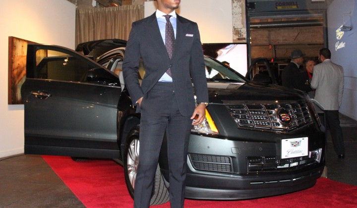 2016 Washington Auto Show Kick-off: An Evening of Style with Cadillac