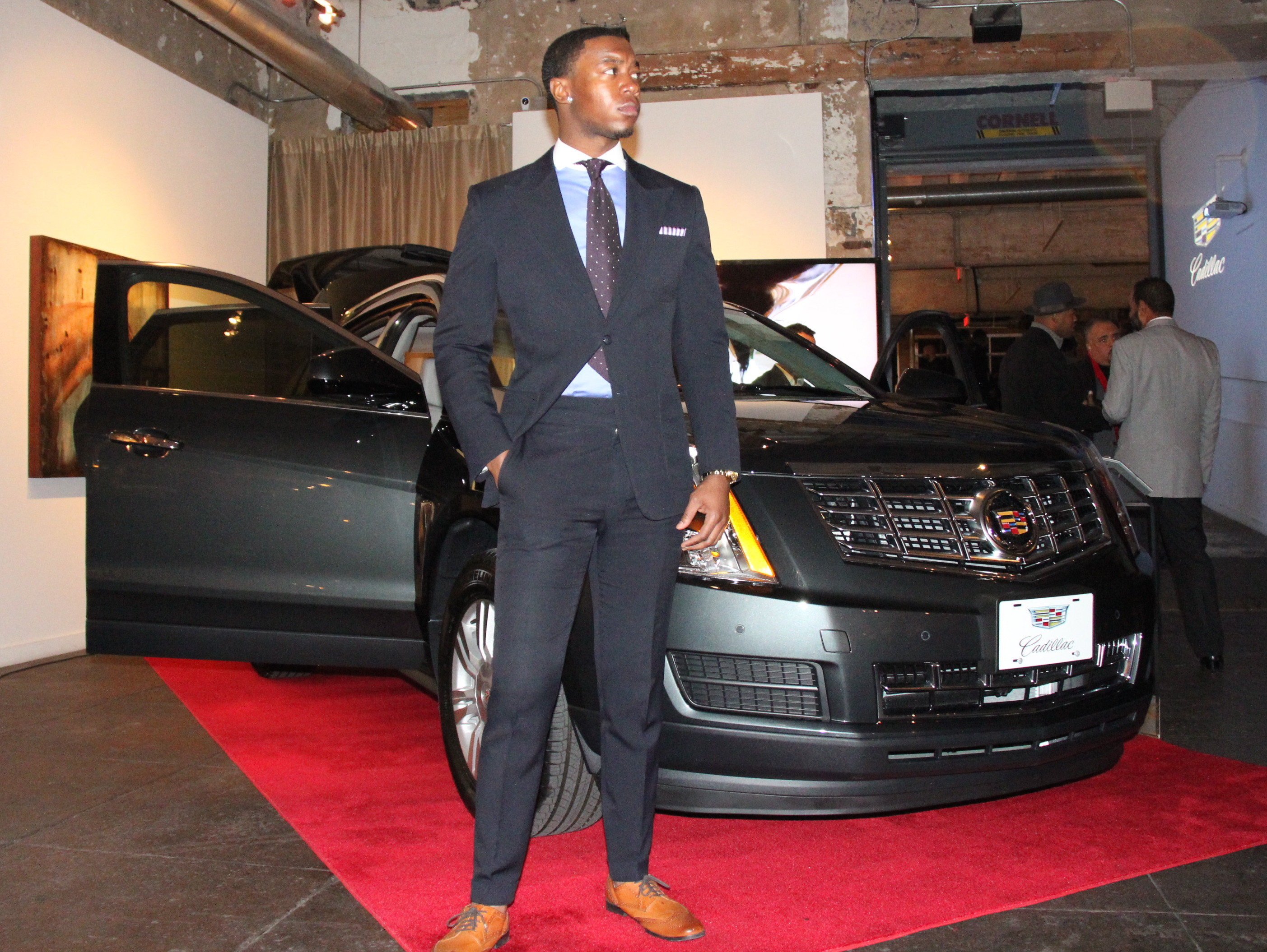 Washington Auto Show Kickoff An Evening Of Style With - Voss chevrolet car show