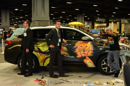 2016 Kia Sorento XL AWD: ART-of-Motion at the 2016 Washington Auto Show