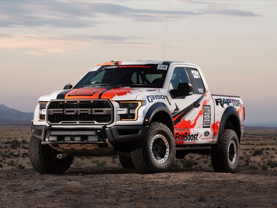 2017-Ford-F-150-Raptor-Off-Road-Racing-Series