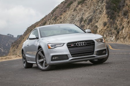 2016 Audi S5 Coupe 3.0T quattro S tronic: Mobile Winter Excitement