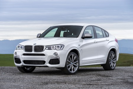 2016 BMW X4 M40i: Fifty Shades of X