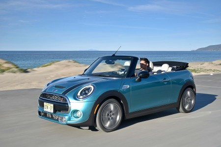 2016 MINI Cooper Convertible: Sunny Side Up MINI Motoring