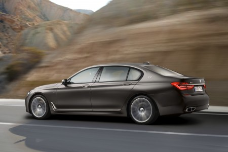 The All-New 2017 BMW M760i xDrive