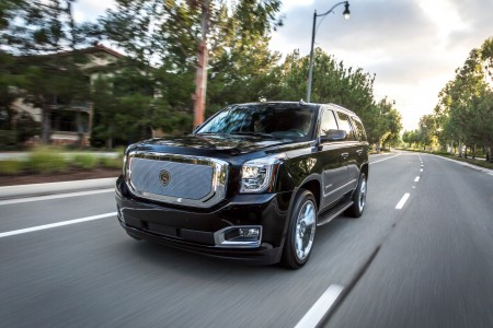 STRUT Debuts 2016 Grille Collection for the   GMC Yukon Denali