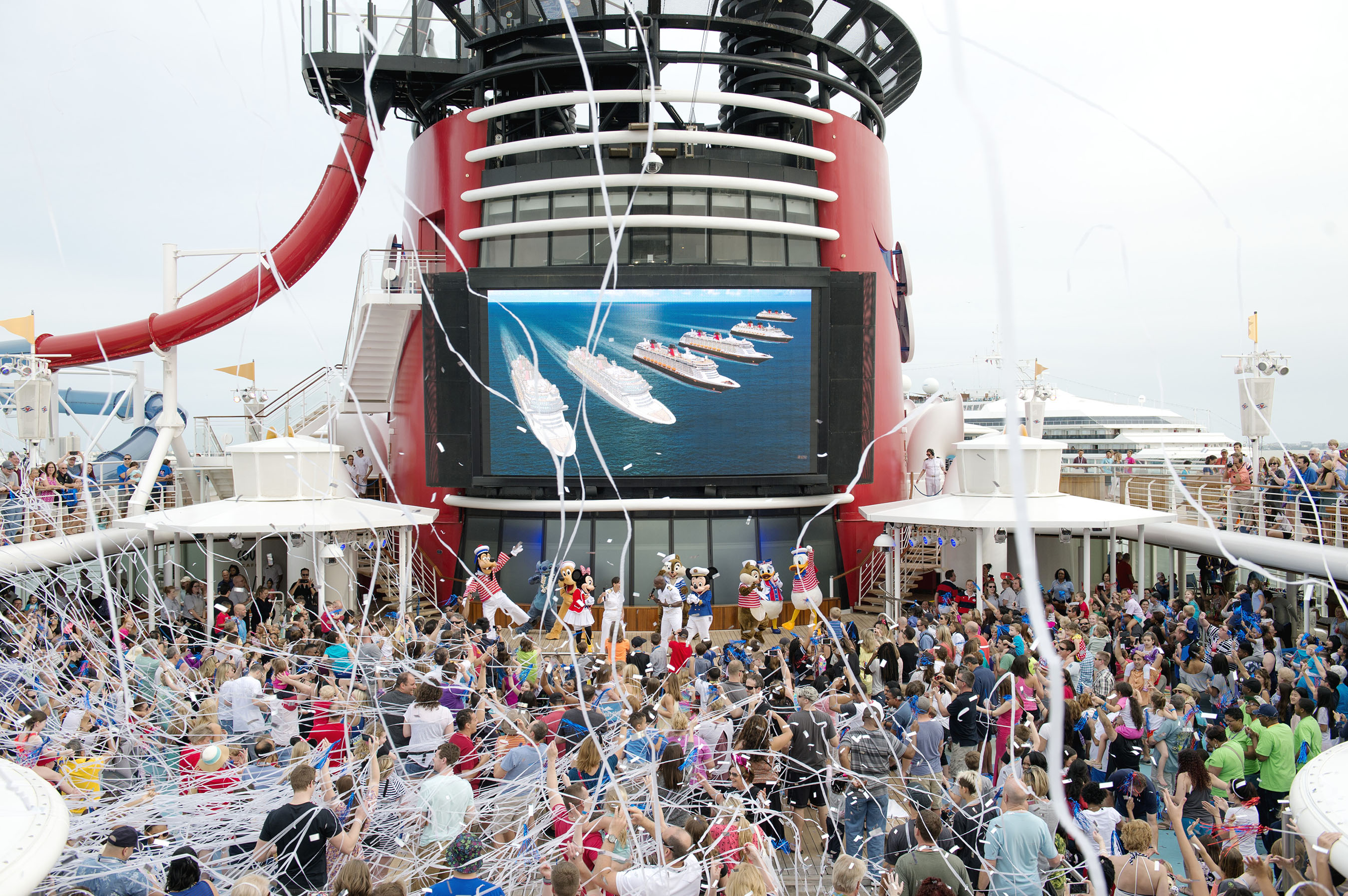 Disney Cruise Line Announces Two New Ships AUTOMOTIVE RHYTHMS - Is disney building a new cruise ship