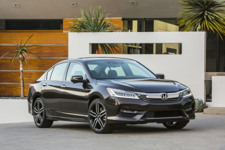 Refined and Revised, the 2016 Honda Accord Enjoys Washington, D.C.
