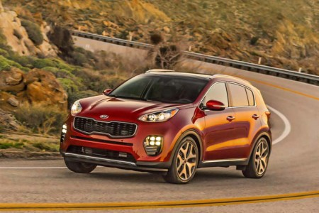 2017 Kia Sportage: Innovation and Reinvention