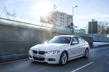 All-new BMW 330e iPerformance