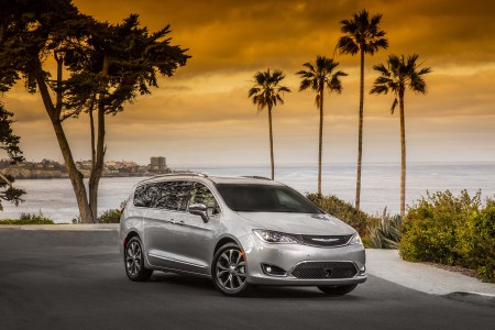 2017 Chrysler Pacifica Family Vacation: Minivan Reinvention from Pelican Hill