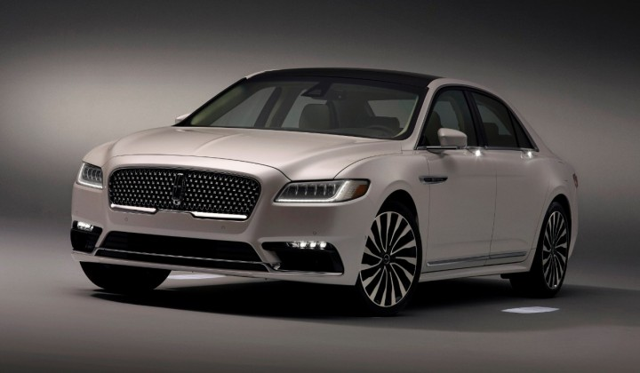 All-New Continental Greets Customers with Warm and Inviting Welcome