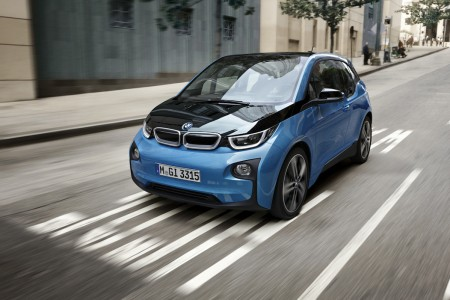 The New 2017 BMW i3 (94 Ah)