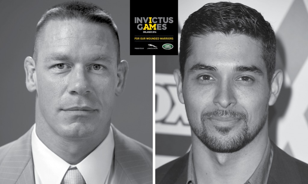 John_Cena_JLR Wheelchair Rugby Captains_Invictus Games