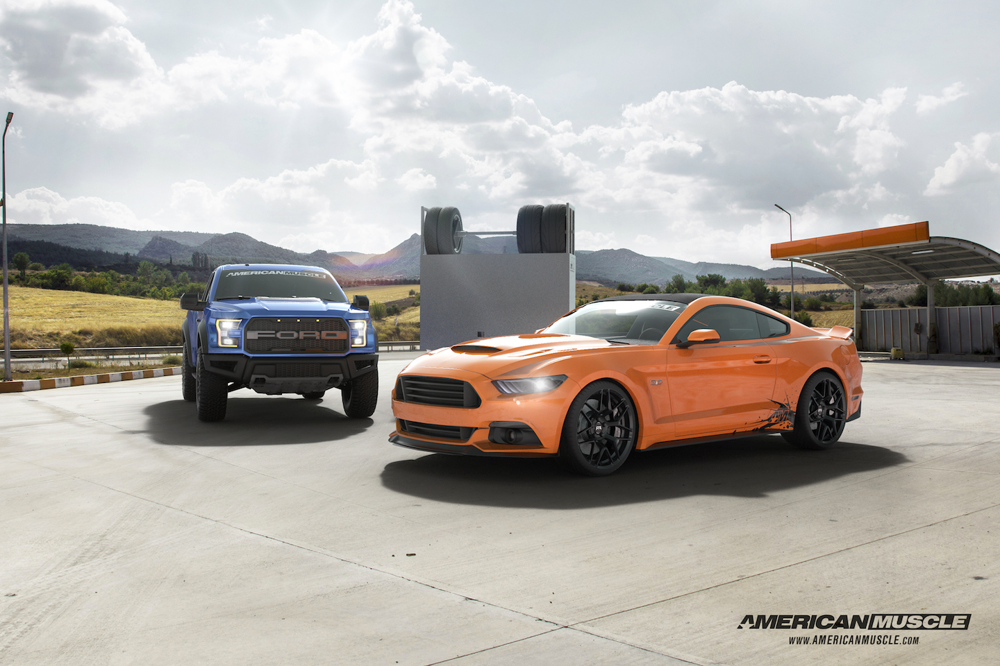 LIVE NOW: WIN A 2017 FORD RAPTOR, 850+ HP MUSTANG & RACING TRAILER ...