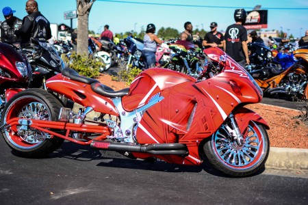 2016 Myrtle Beach Bike Week