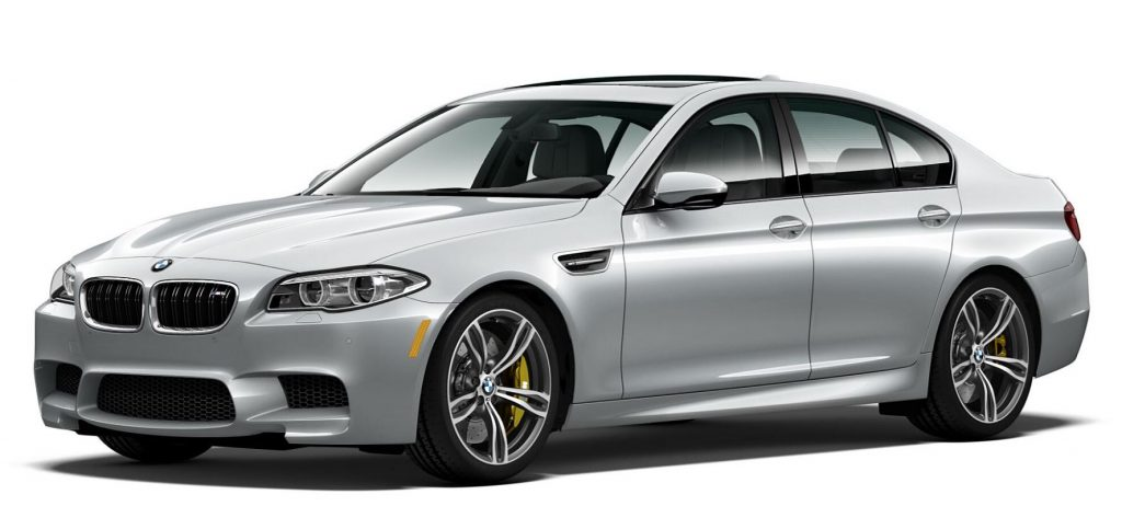 BMW_M5_Pure_Metal_Silver_Limited_Edition
